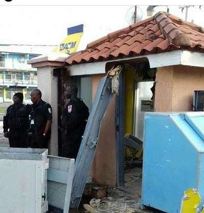 Police Probing Old Harbour Rd ATM Break-In