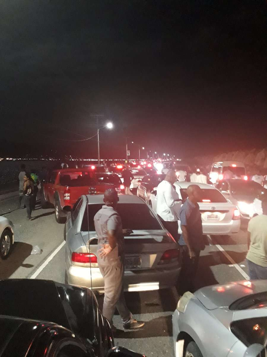Police Commissioner Apologizes for Palisadoes Traffic Pile-up