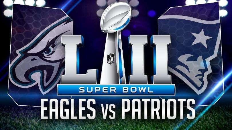 Patriots and Eagles Upbeat Ahead of Super Bowl 52