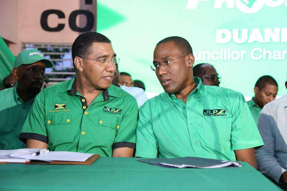 Crime Remains Holness Admin's Biggest Threat, says Clarke