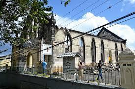 180-yr-old Methodist Church Destroyed by Fire