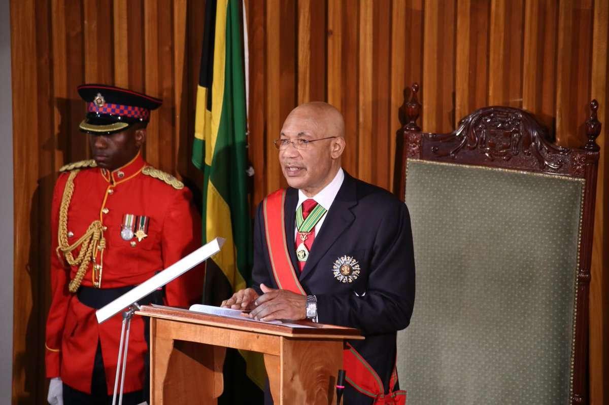 Govt Outlines Bullish Legislative Agenda in 2018 Throne Speech