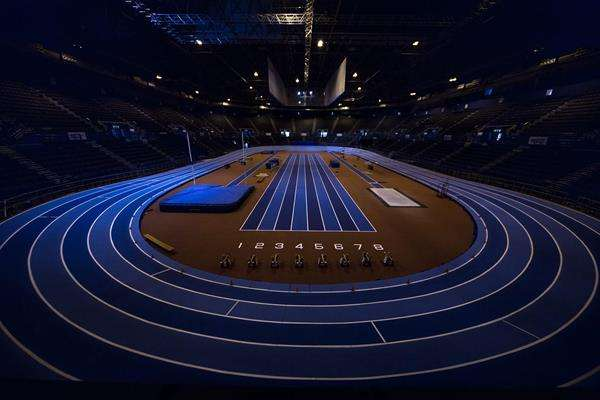 Omar McLeod & Elaine Thompson in Jamaica Team to World Indoors