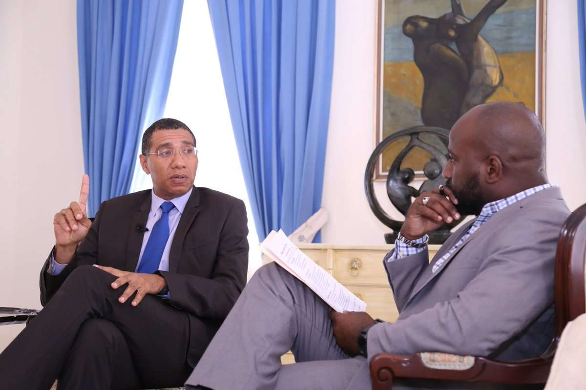 """""""Unacceptable!"""" Holness Decries Spencer's RADA Comments"""