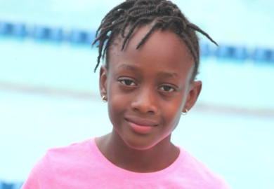 Christanya Shirley Lives Up to Expectations at Swim Jamaica Sprints Meet