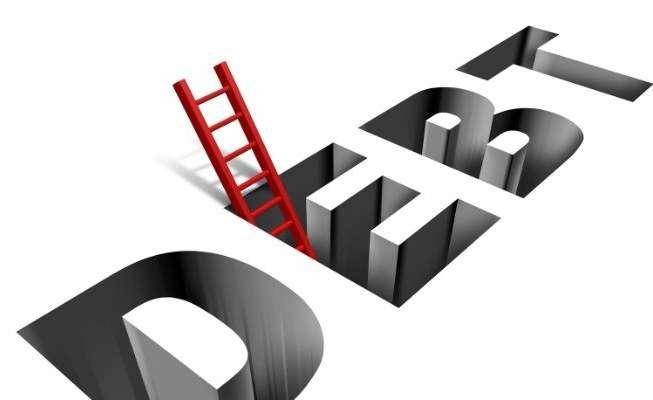 Debt Servicing Falls Below 40%