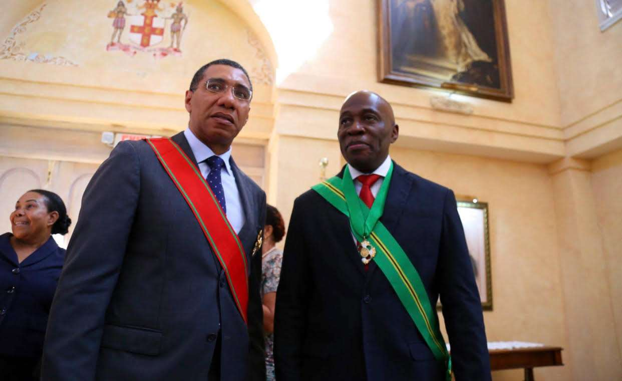 Holness Regrets Handling of Chief Justice Appointment