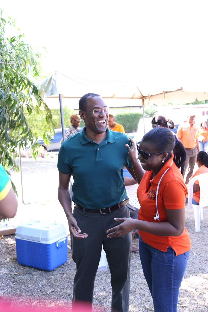 Clarke Victorious in NW St Andrew