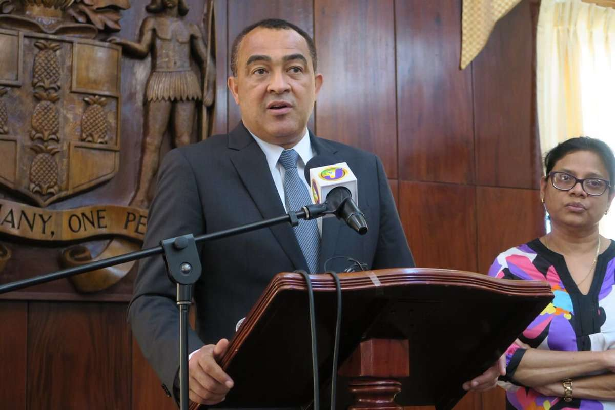 Tufton Warns Of A Triple Threat Of COVID-19, Dengue Fever & Active Hurricane Season