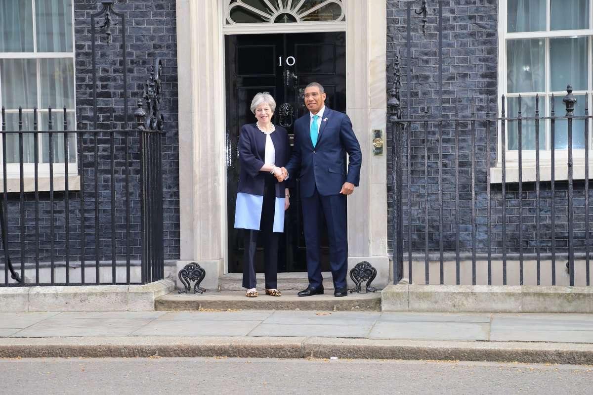 UK PM Theresa May Apologizes for Treatment of 'Windrush Generation'