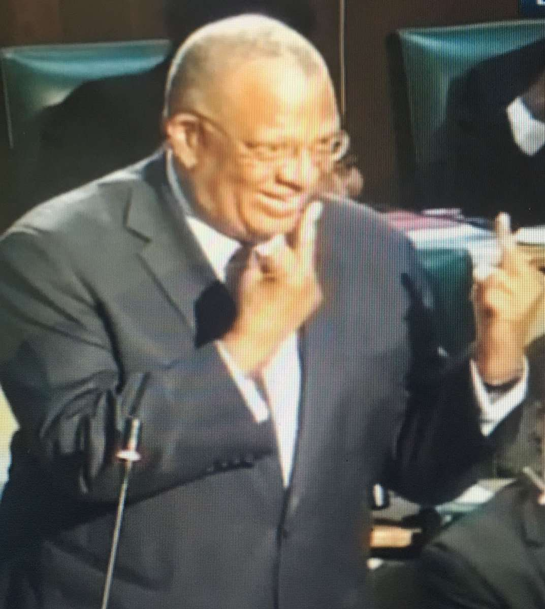Opposition Leader Criticized for Making Apparently 'Vulgar Hand Gesture'