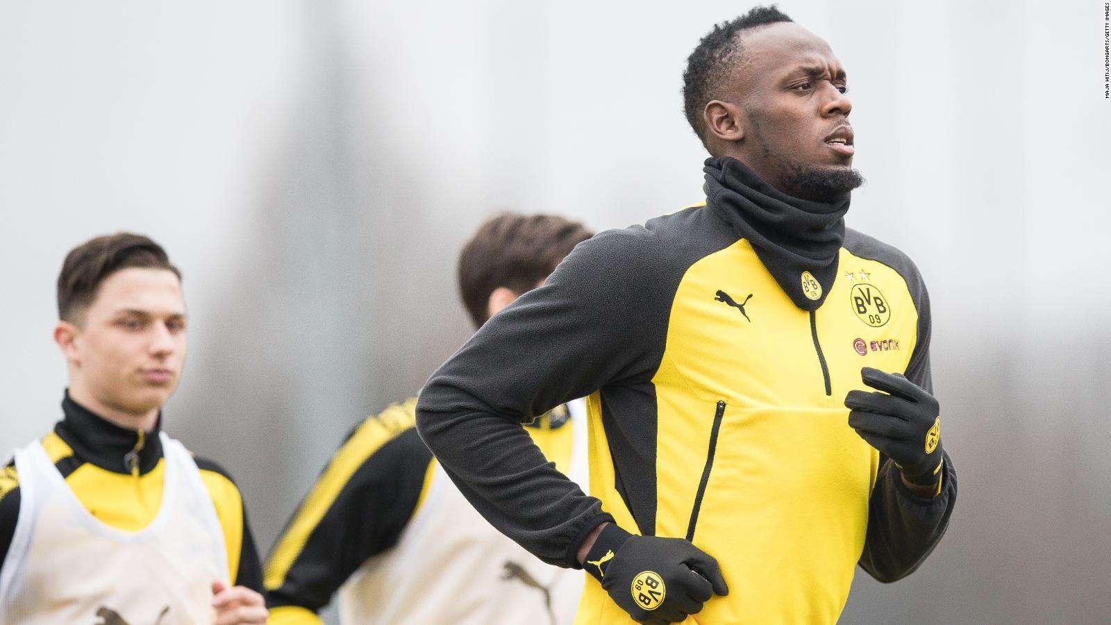 Bolt Returning to Dortmund for 3 Week Training