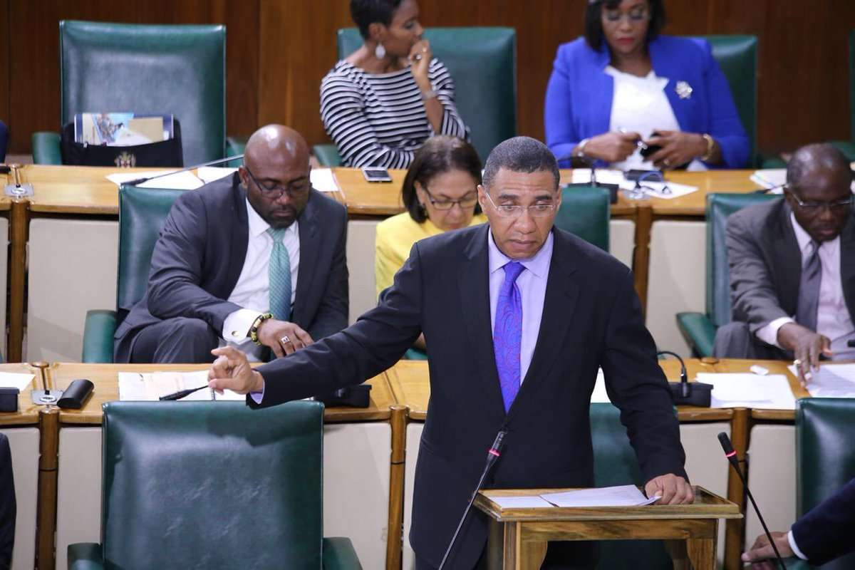 Holness Admin Moves to Extend and Expand ZOSO & SOE