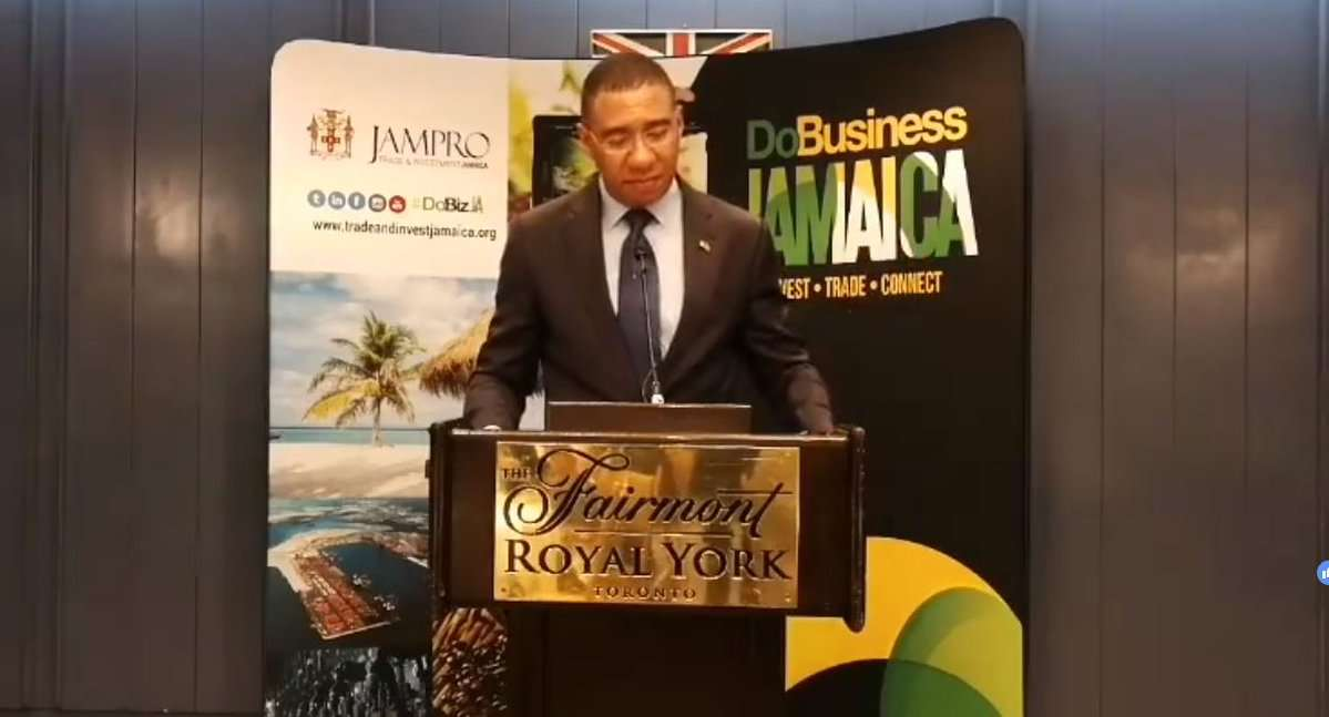 Holness Admin Not Likely to Impose New Taxes Any Time Soon