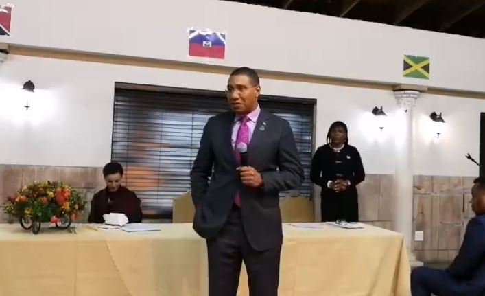 Threat of Blacklisting is Limiting Growth of Ganja Industry; Holness
