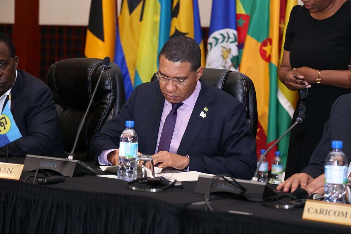 CARICOM Establishing Systems to Expedite CSME Rollout, says Holness