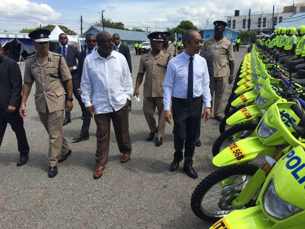 JCF Launches New Public Safety Division; PSTEB