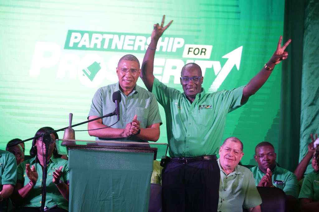 Holness in No Race to Call Elections