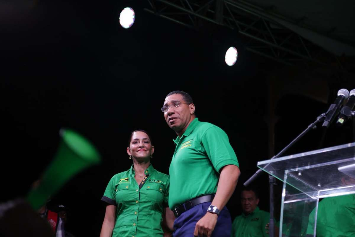 Holness Optimistic following Recent Growth & Jobs Numbers