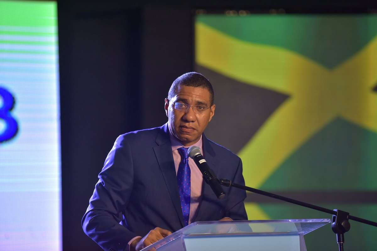 Holness Bets on the JDF to Combat Jamaica's Don-Culture
