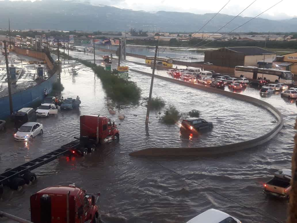 Port Authority Blamed for New Port West Flooding