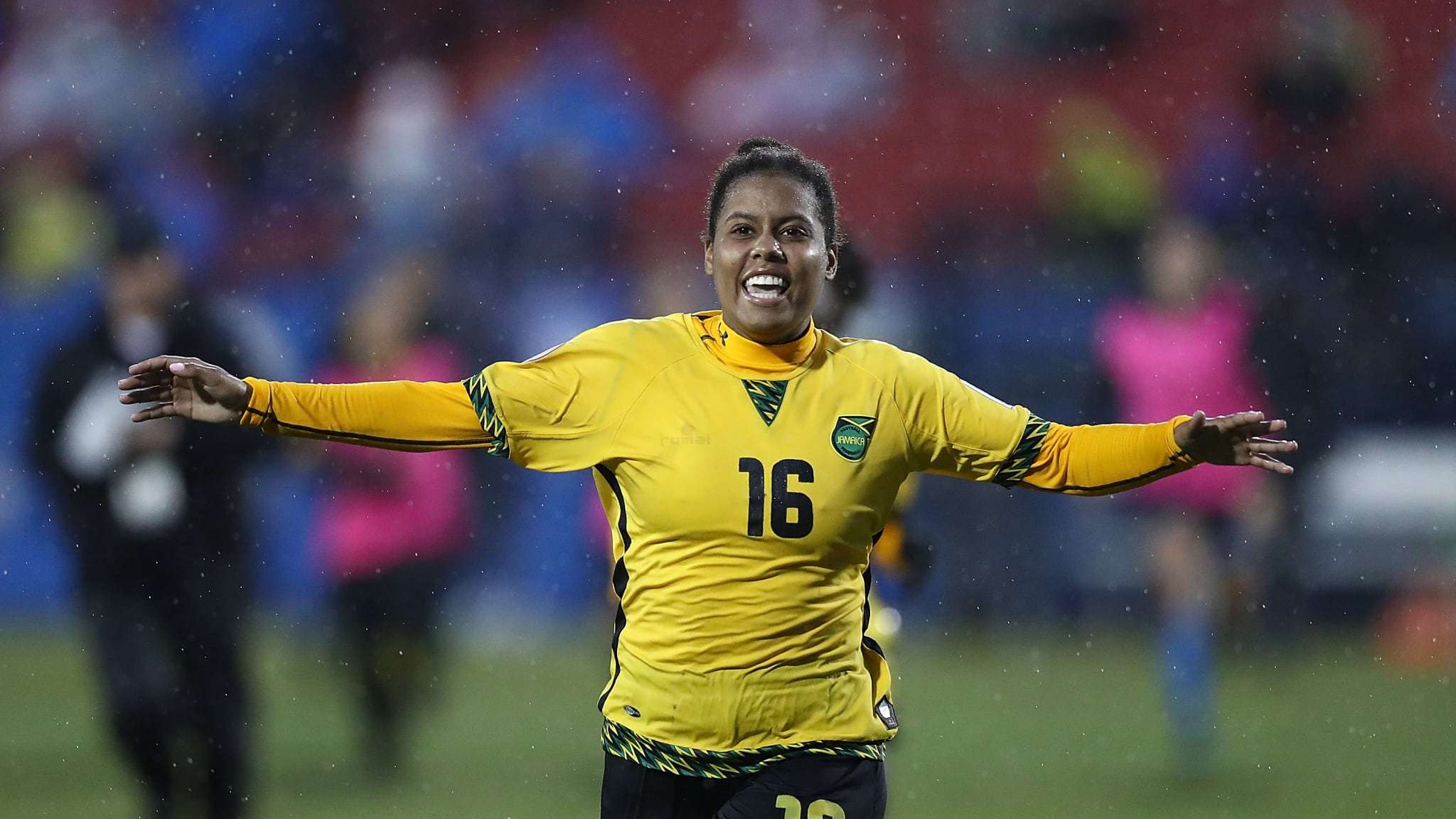 France Bound! Reggae Girlz Secure Sport at 2019 FIFA World Cup