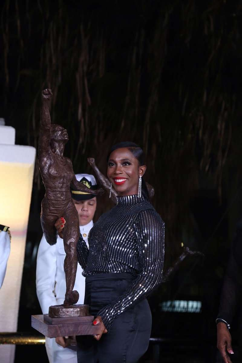 Fraser-Pryce Hopes Statue will Inspire Next Generation