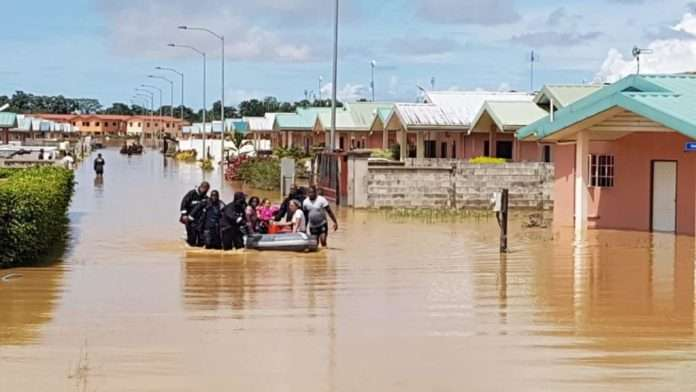 T&T Rocked by Floods and Earthquakes