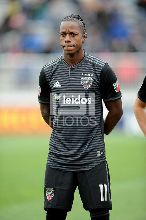 Mattocks to Leave DC United