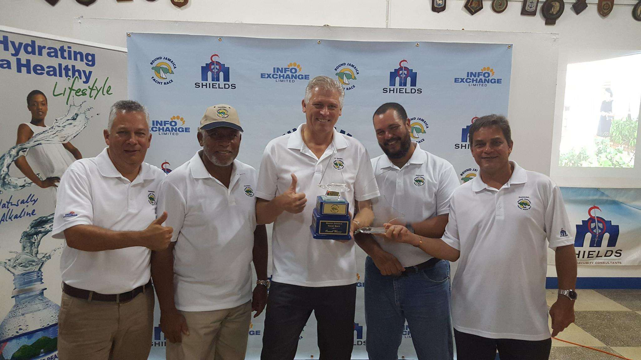 Java Knight to Offer 'Friendly Rivalry' at Round Jamaica Yacht Race