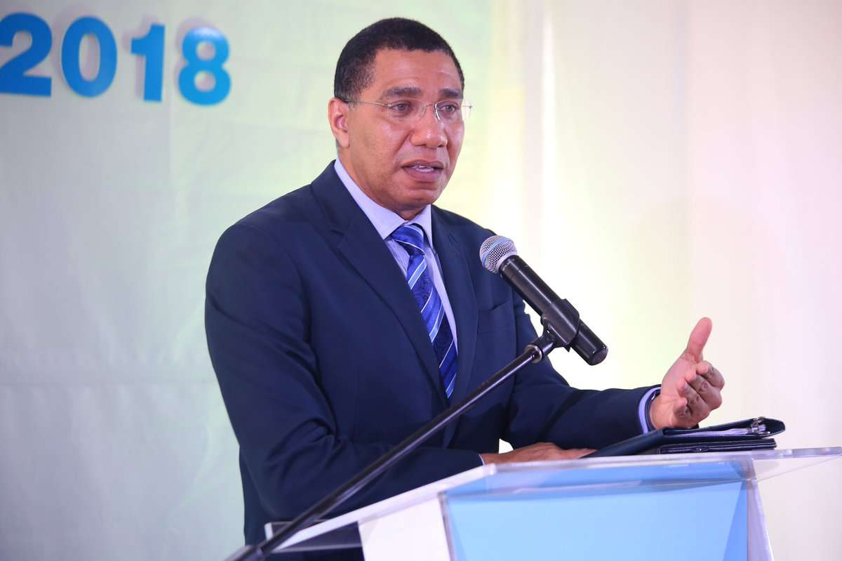 Better Socioeconomic Environment Needed For Jamaicans Overseas to Return Home – Holness