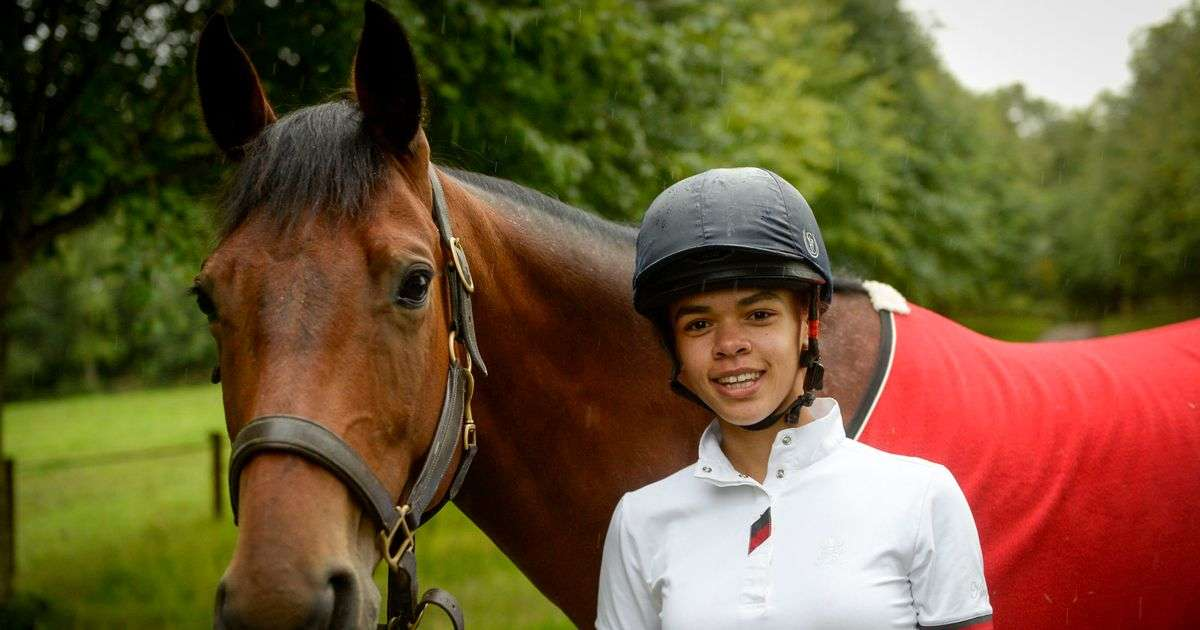 Lydia Heywood's Olympic Equestrian Dream May be Too Expensive!