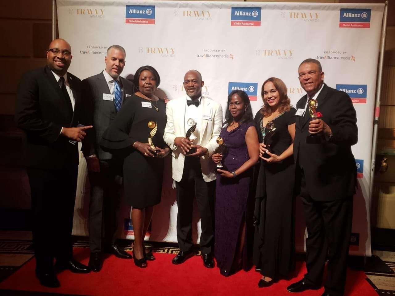 Jamaica Big Winners at Travvy Tourism Awards