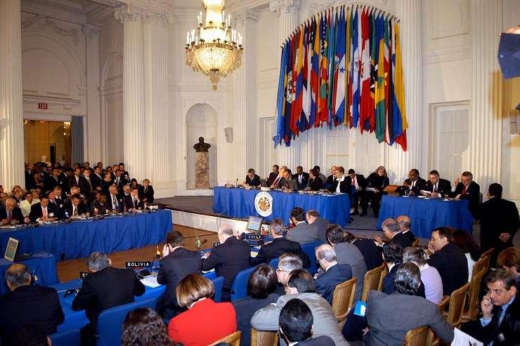 Antiguan Ambassador Points to Coersion in OAS Maduro Vote