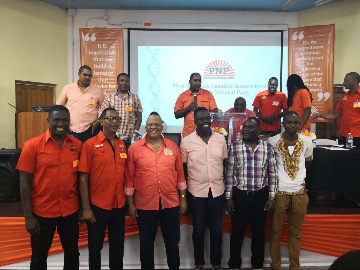 PNP Unveils Five New Western Jamaica Representatives