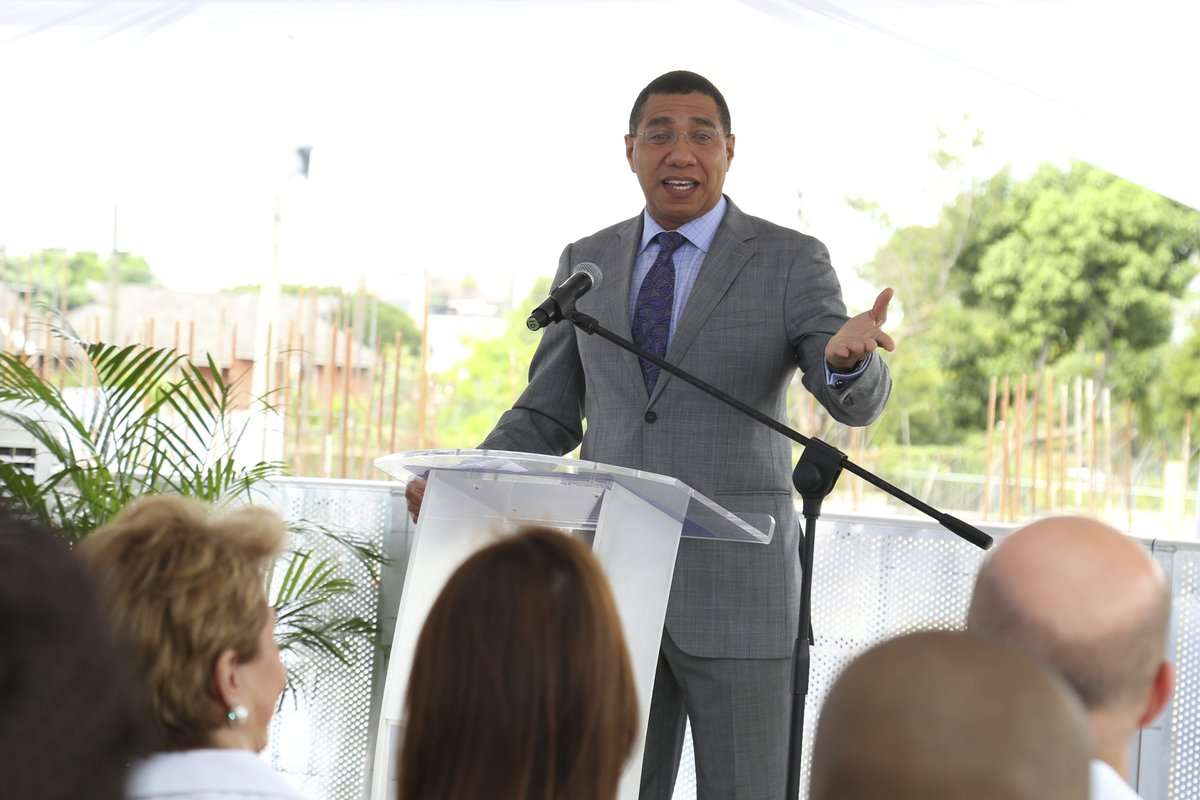 Holness Urges Jamaicans to Embrace Innovation & Risk