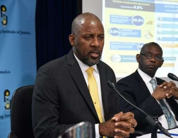 Jamaica's Economy Contracts Due to COVID-19; PIOJ Projects 14% Second Quarter Fall