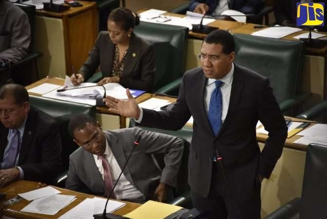 Parliament Votes to Extend SOEs In St. Catherine, Clarendon
