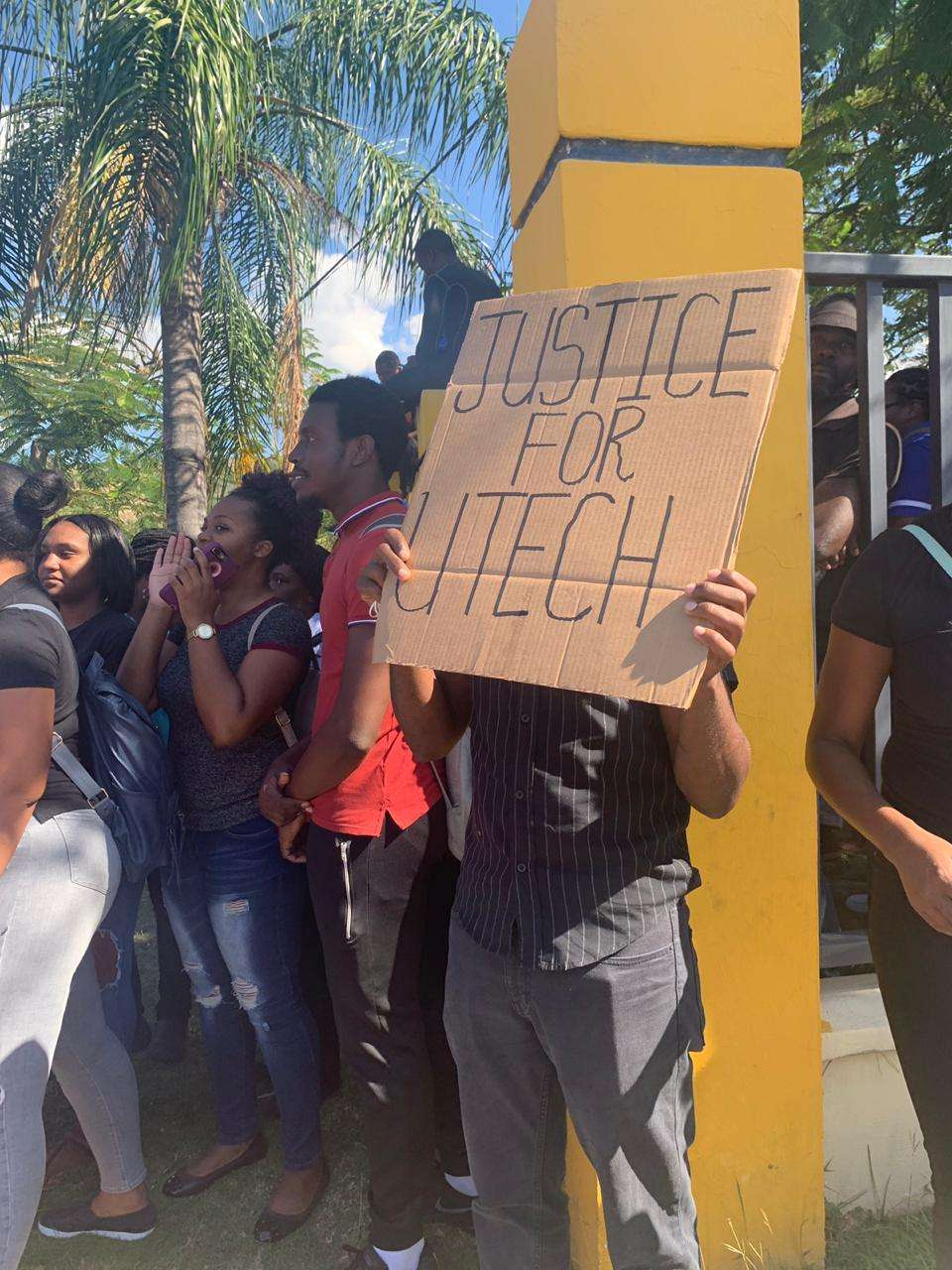 Education Minister Describes UTech Protest Action as 'Misleading' and 'Unfortunate'