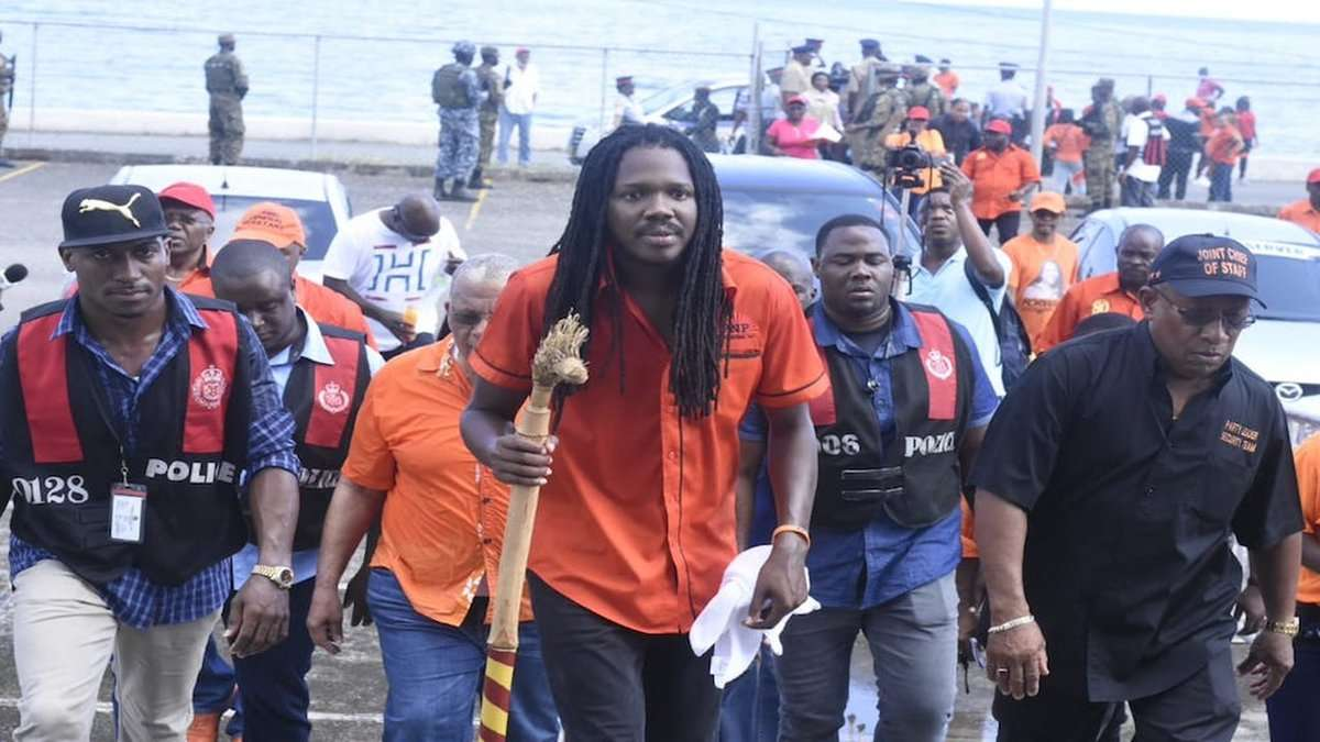 Crawford Walks, PNP to Announce New Caretaker for East Portland