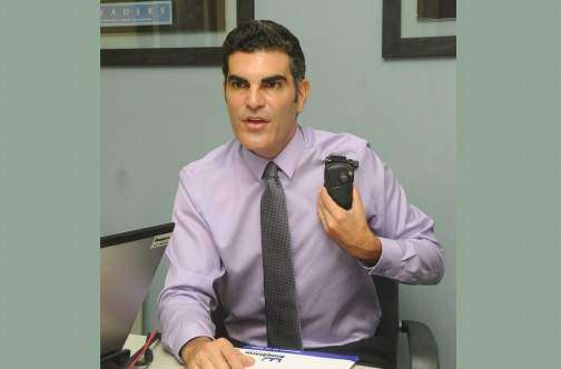 John Azar Is Lone Presidential Candidate for Tennis Jamaica