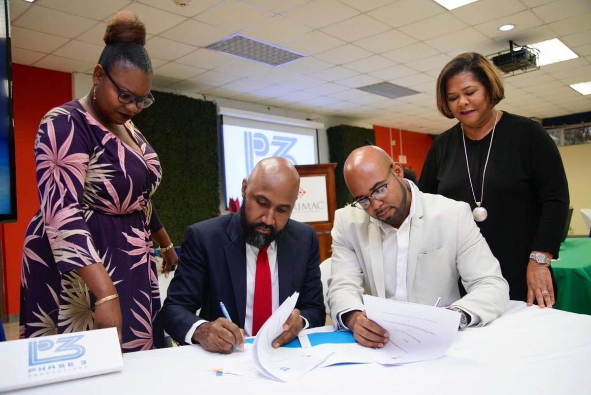 CARIMAC & Phase 3 Ink Exciting MOU