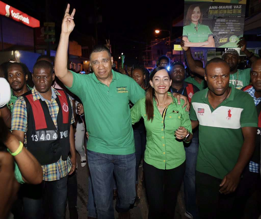 JLP Breaks PNP's 30yr Grip on East-Portland