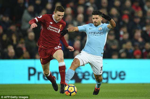 Liverpool and Manchester City Race to the Title Goes Down to the Wire
