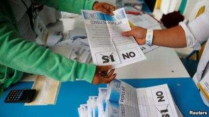 Belizeans Vote to Let UN Settle Border Dispute with Guatemala