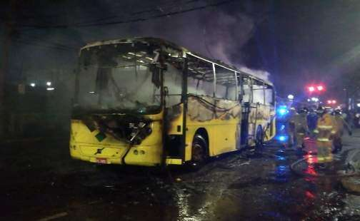 JUTC Blames 'Shoddy Workmanship' For Recent Fires