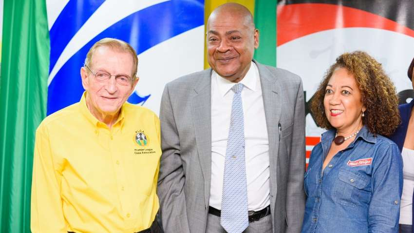 Sporting Fraternity Mourns Passing of Edward Seaga