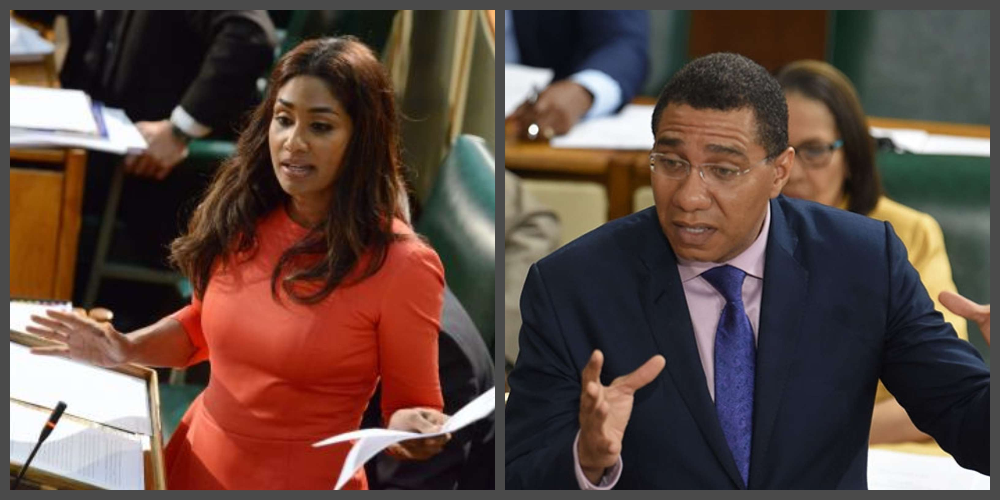 Holness Fires Back At Hanna Over Claims Jamaica Sidelined Venezuela in Multilateral Vote