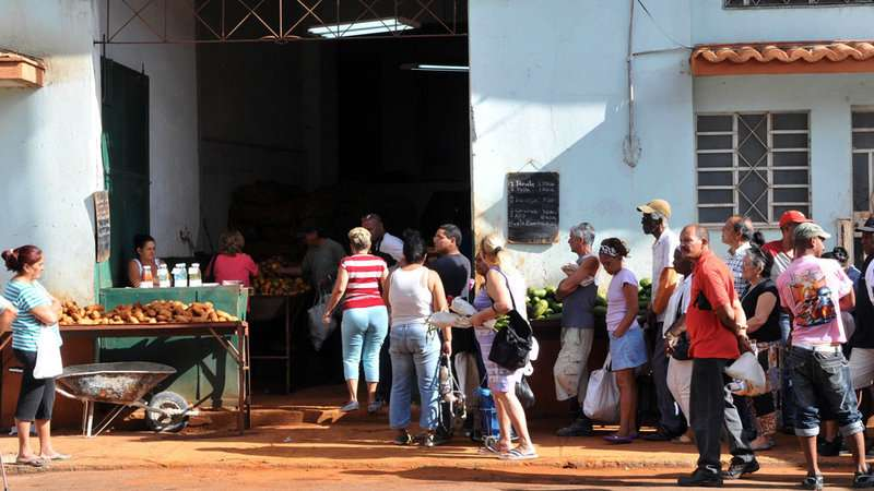 Jamaican Students In Cuba Impacted by Food Rationing Measure