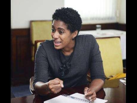 PNP Women's Movement Endorses Duncan-Price For Central Kingston